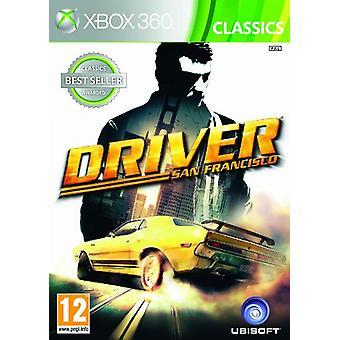 Driver San Francisco-Classic Edition (Xbox 360)-fabriek verzegeld
