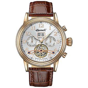 Ingersoll men's watch wristwatch automatic San José IN2001RWH