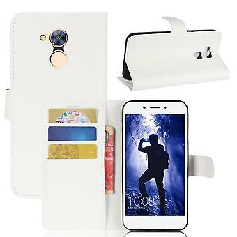 Kieszeni portfel premium biały dla Huawei honor 6A ochrony tulei pokrywy obudowy pokrowiec Nowość