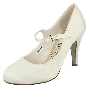 Ladies Anne Michelle Stunning Bridal Wear Shoes
