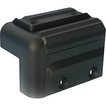 Coin des haut-parleurs (L x L) 83 x 52 mm en plastique B005CN7ZLC 1 PC (s)