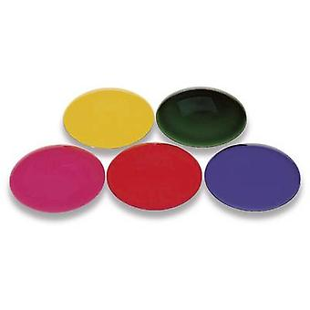 Eurolite Colour cup Verde Adequado para (tecnologia de palco)PAR 36 Verde