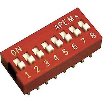 APEM DS-08 DIP Switch Standard