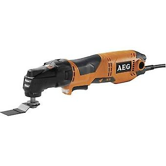 AEG Powertools Omni 300 4935431790 Multifunction tool incl. accessories, incl. bag 16-piece 300 W