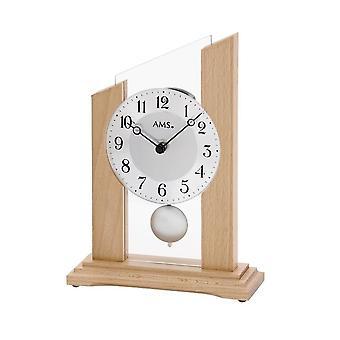 Orologio pendolo da tavolo AMS - 1171