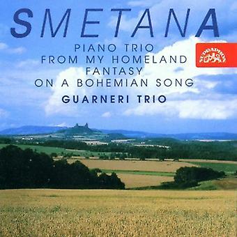 Guarneri Trio - Smetana: Chamber Works, Vol. 2 [CD] USA import