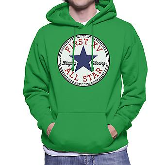 Converse All Star First 15 Playing Winning Logo Men's Hooded Sweatshirt