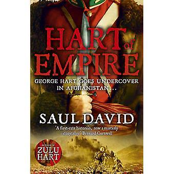 Hart of Empire - 2 by Saul David - 9780340953679 Book