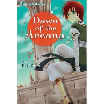 Dawn of the Arcana - Volume 7 by Rei Toma - 9781421542157 Book