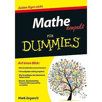 Rechnen kompakt bont Dummies door Mark Zegarelli - 9783527711048 boek