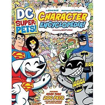 DC Super lemmikki merkki Encyclopedia