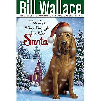 Pies, który myślał, że był Santa