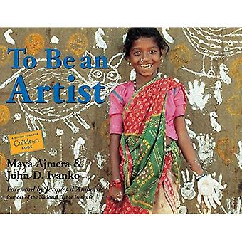 To Be an Artist (Shatki for Children)