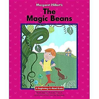 De magiska bönorna (början-till-läsa böcker)