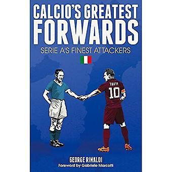 Calcio de plus vers l'avant: les meilleurs attaquants Serie A
