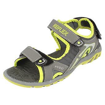 Boys Reflex Synthetic Sandal N0015