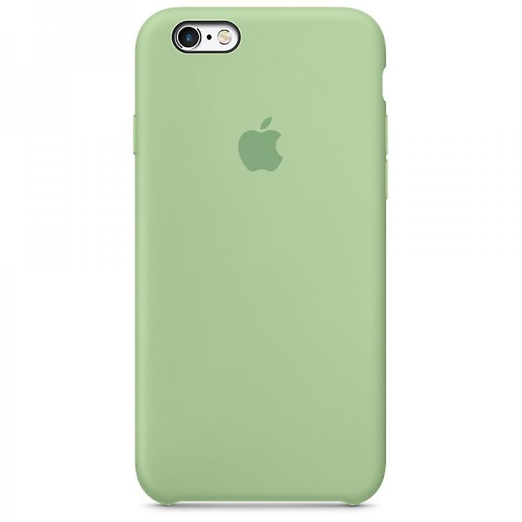 Original packaging Apple silicone cover case for iPhone 6 6 S mint Green