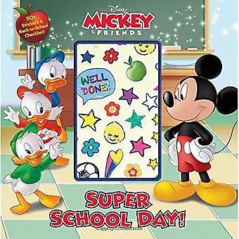 Mickey & vrienden Super schooldag!