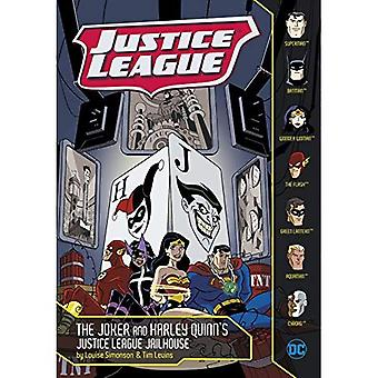 The Joker and Harley Quinn's Justice League Jailhouse (DC Super Heroes:� Justice League)