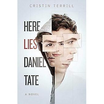 Här ligger Daniel Tate