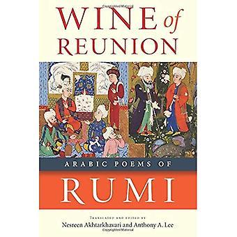 Wine of Reunion: Arabic Poems of Rumi (Arabic Language and Literature)