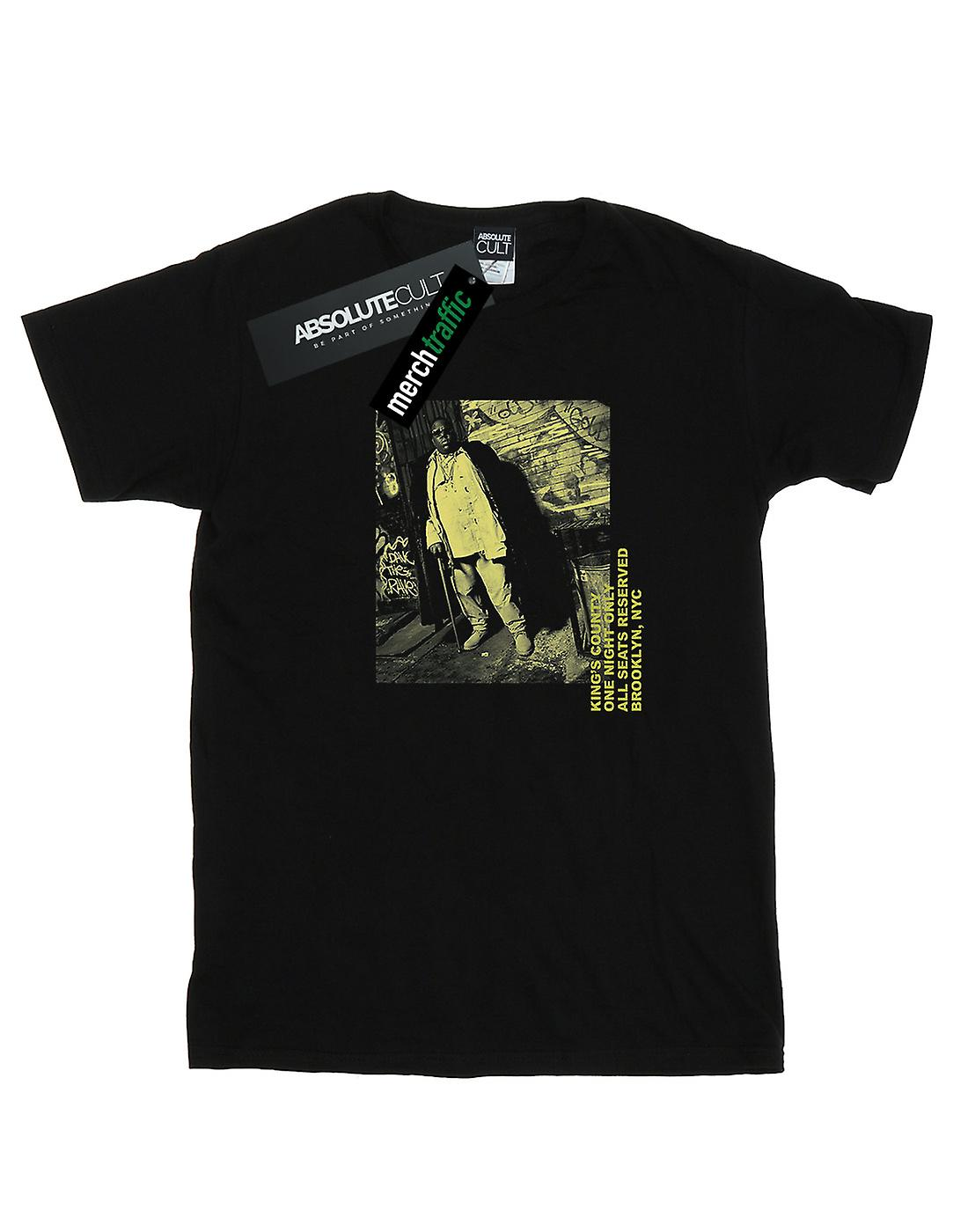 Notorious BIG Men's Cane Neon T-Shirt