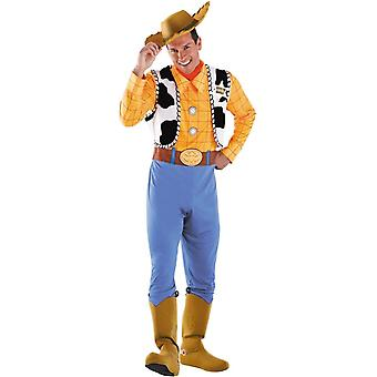 Toy Story Woody Adult Costume