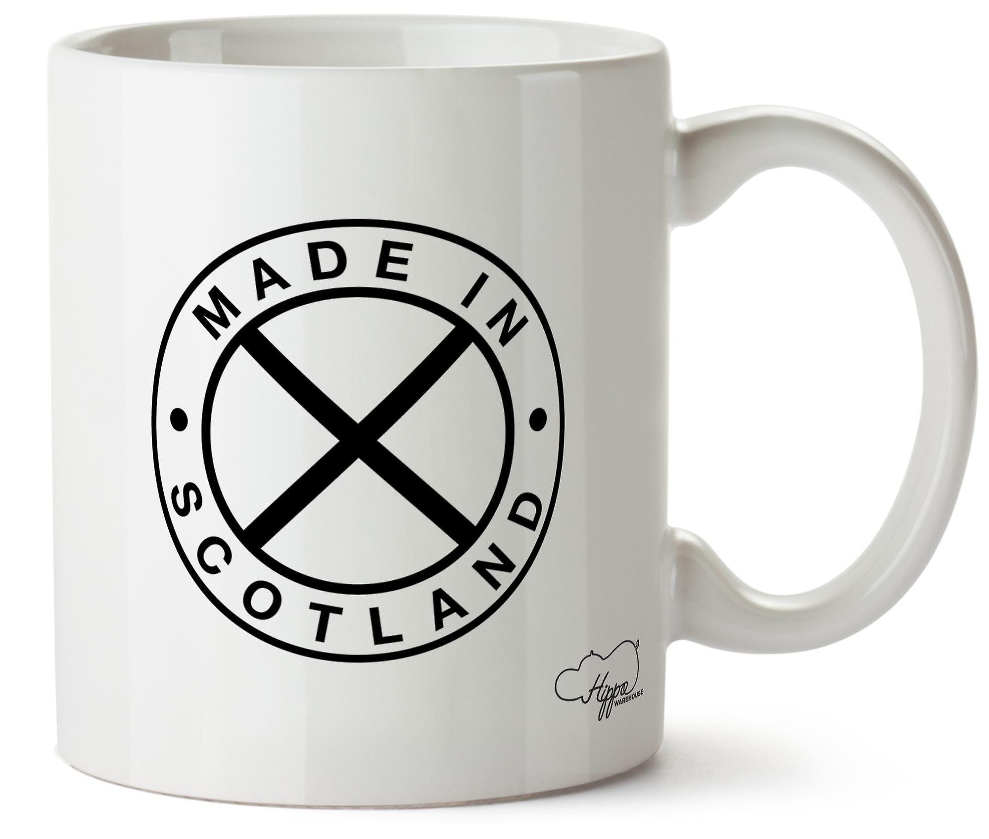 Hippowarehouse сделал в Шотландии печатные кружки чашки керамические 10oz