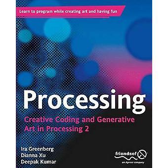Verarbeitung von kreativen Codierung und Generative Kunst bei der Verarbeitung von 2 & IRA Greenberg