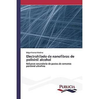 Electrohilado de nanofibras de polivinil alkohol av Franco Medina Edgar