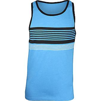 Quiksilver Mens Division Tank Top - Malibu Heather