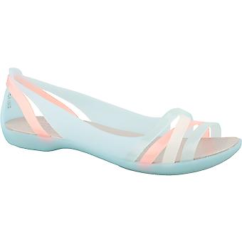 Crocs Isabella Huarache 2 Flat 204912-4CW  Womens outdoor sandals