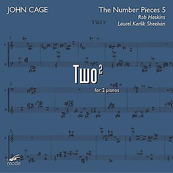 J. Cage - Cage: The Number Pieces, Vol. 5 [CD] USA import
