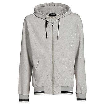 DIESEL SAllison Cotton Hoodie Sweatshirt