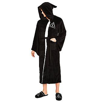 Harry Potter Deathly Hallows Dressing Gown  - ONE SIZE