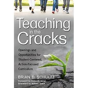 Teaching in the Cracks - Openings and Opportunities for Student-Center
