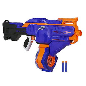 Nerf N-Strike Elite Infinus Blaster with 30 Dart Drum