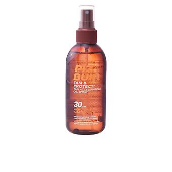 Piz Buin Tan & protéger Oil Spray Spf30 150 Ml unisexe