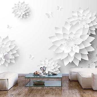 Wallpaper - Oriental Flowers