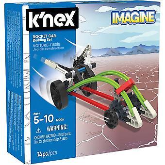 K'NEX Starter Vehicle Set (Rocket Car)