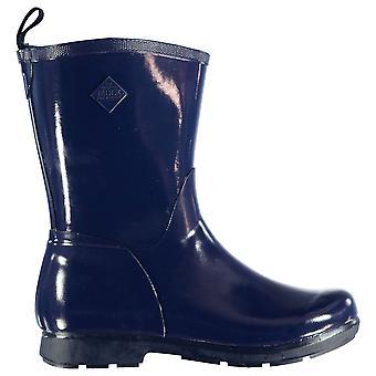 Muck Boots Kids Bergen Wellingtons Waterproof Lightweight Canvas Outdoor Shoes