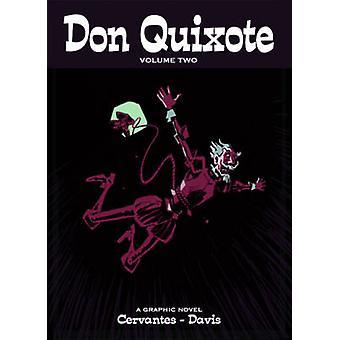 Don Quixote - Volume II by Rob Davis - Miguel de Cervantes - 978190683