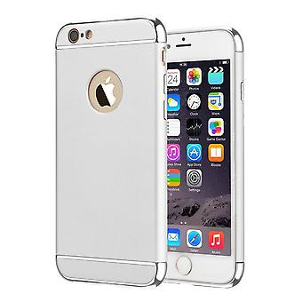 BackCover 3 in 1 for Apple iPhone 8 - 7 Silver
