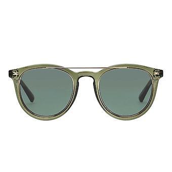 Le Specs Fire Starter Claw Khaki Sunglasses