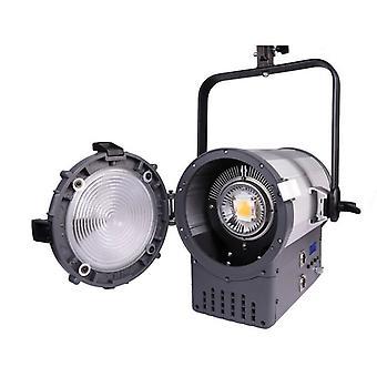 BRESSER SR-2000A LED Fresnel Spotlight + DMX + koeling