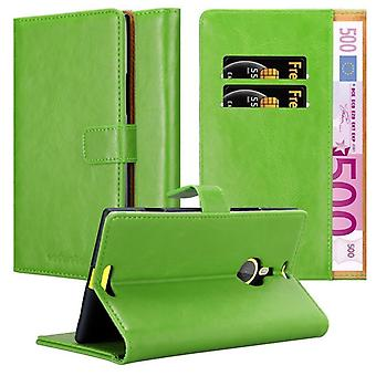Cadorabo Case for Nokia Lumia 1520 Case Cover - Phone Case with Magnetic Closure, Stand Function and Card Case Compartment - Case Cover Case Case Case Case Case Book Folding Style