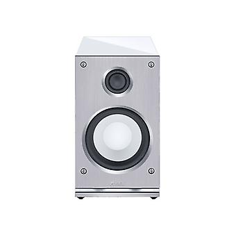 MAGNAT quantum gemstone, high end compact loudspeaker, 2-way bass reflex, color: white, 1 of pair new goods