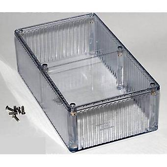 Hammond Electronics 1591ETCL 1591ETCL Universal enclosure 191 x 110 x 61 Polycarbonate (PC) Ecru 1 pc(s)