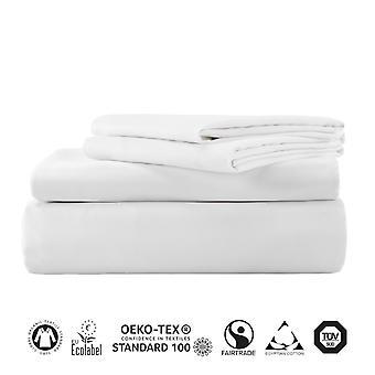 Snipe Under the sheet eco Fairtrade 400 tc Egyptian cotton satin Tristan