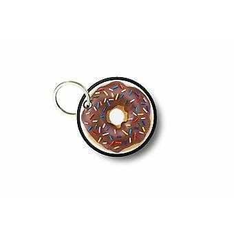 Cle Cles Key Brode Patch Ecusson Skateboard Ride Vermicelle Donuts